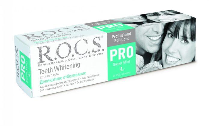 R.O.C.S. Pro tatlı nane