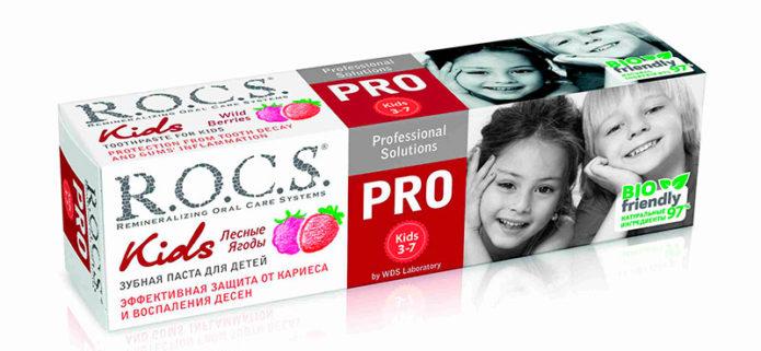 R.O.C.S. Pro çocuklar